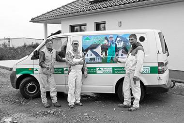 Baufirma Loose - Wir über uns  Baufirma Loose ...